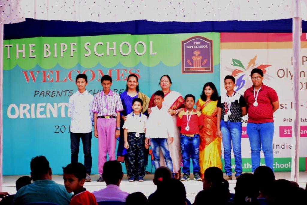 BIPF Olympiad 2019