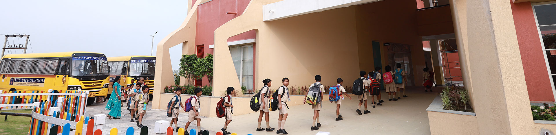 The BIPF School